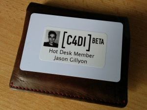C4DI Membership Card