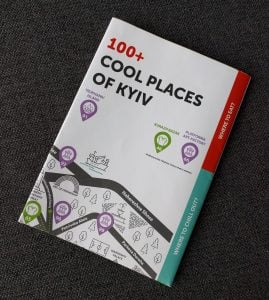 100+ Cool Places of Kyiv