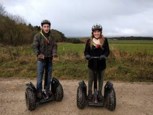 Dalby Forest Segway