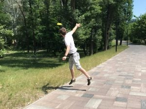 Disc Golf in Kyiv